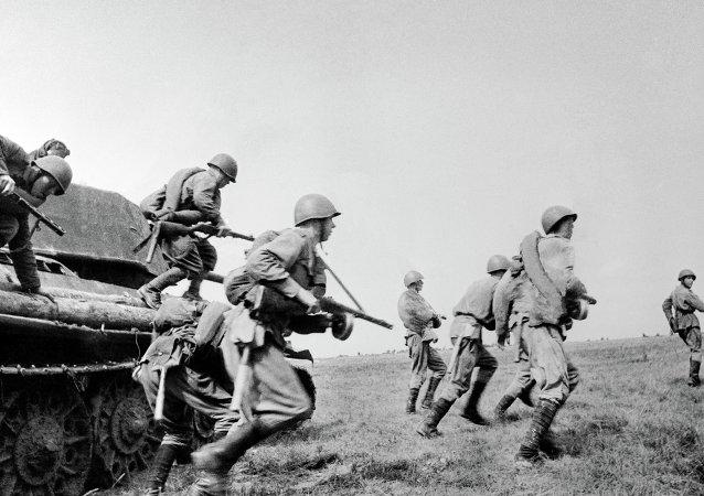 德国记者质疑苏军取得普罗霍罗夫卡战役胜利