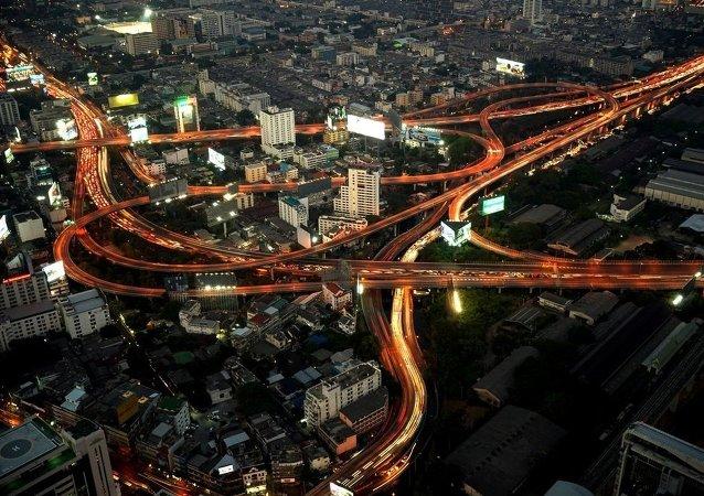 泰国,曼谷