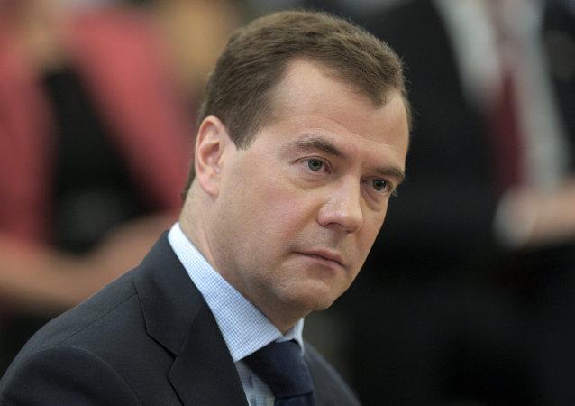 俄总理将访问塔吉克斯坦参加独联体政府首脑理事会会议