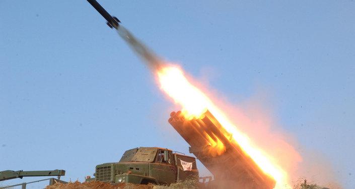 朝鲜试射的导弹能摧毁日本部分本土