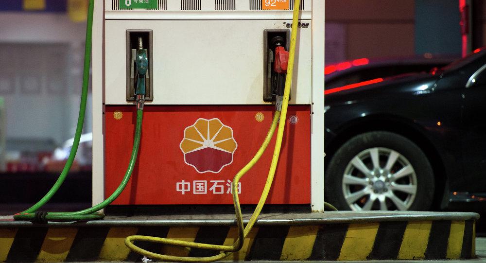 俄羅斯新任駐華商務代表訪問中石油