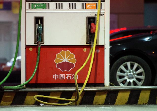 俄罗斯新任驻华商务代表访问中石油