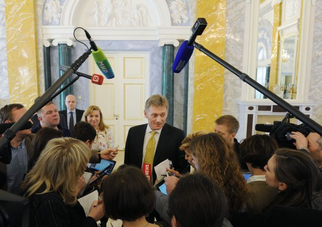 媒体:俄总统新闻秘书称克宫未考虑过女性参选总统的问题