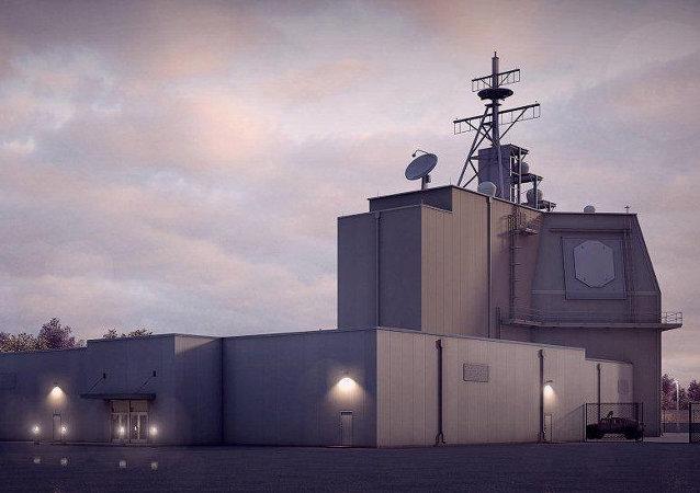 陸基「宙斯盾」系統(Aegis Ashore)