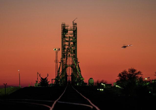俄聯盟號火箭加註燃料處將安裝監控攝像機
