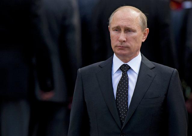 普京在《時代》雜誌世界最具影響力人物評選中居所有世界領導人之首