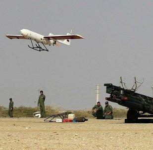 伊朗无人机 (资料图片)