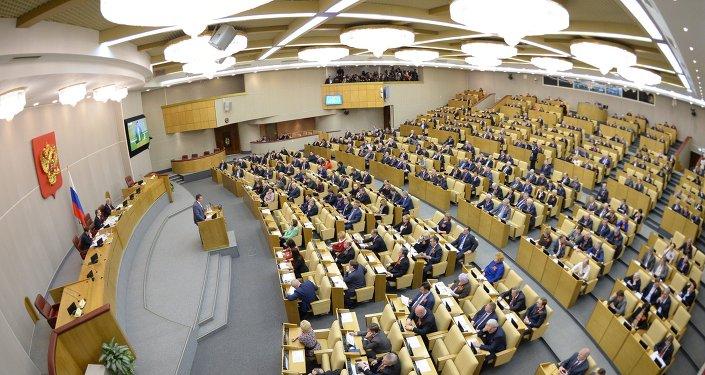 俄杜马副主席:欧盟延长反俄制裁有助于发展进口替代计划