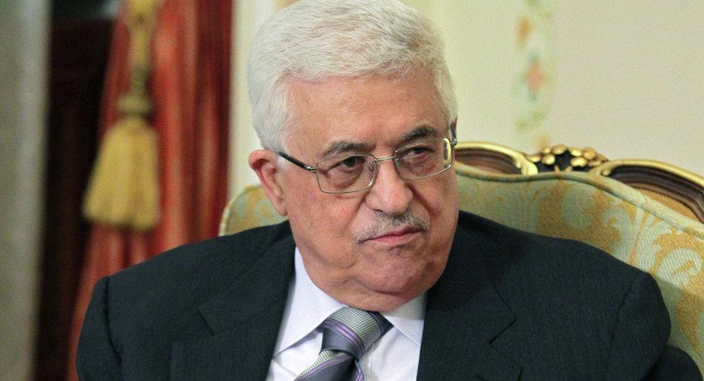 巴勒斯坦國總統馬哈茂德•阿巴斯