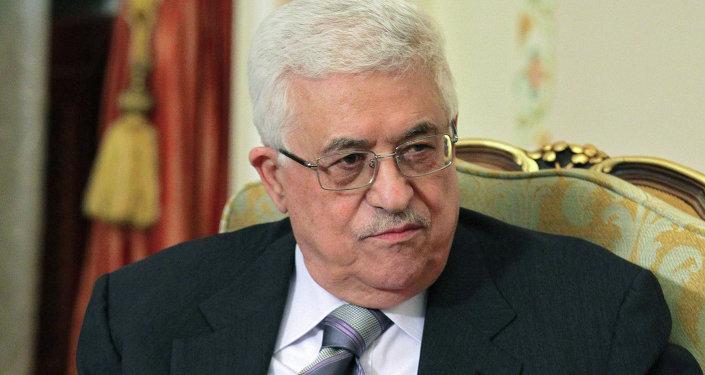 巴勒斯坦总统:特朗普的决定意味着美国不再参与中东和平进程