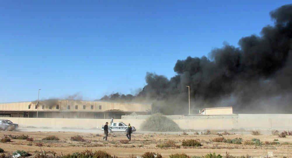 美國空襲利比亞沙漠綠洲奧巴里並清除兩名恐怖分子