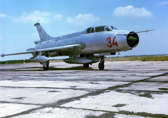 米格-21歼击机