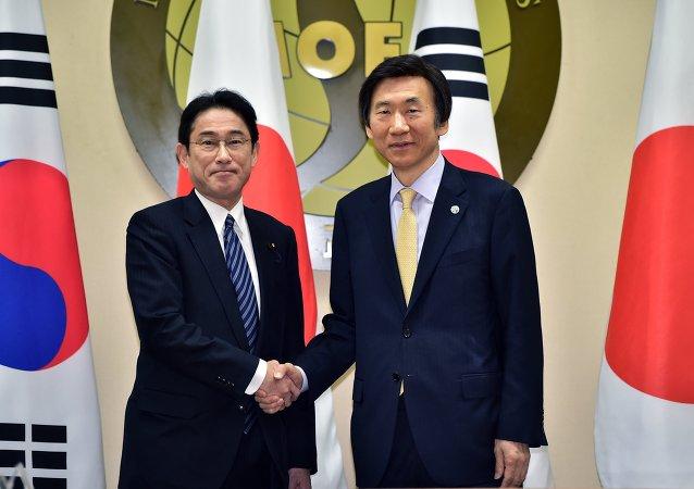 日韩外长会谈将于12月28日在首尔举行
