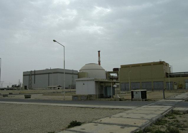 伊朗原子能机构:德黑兰与北京将就核电站建设展开合作