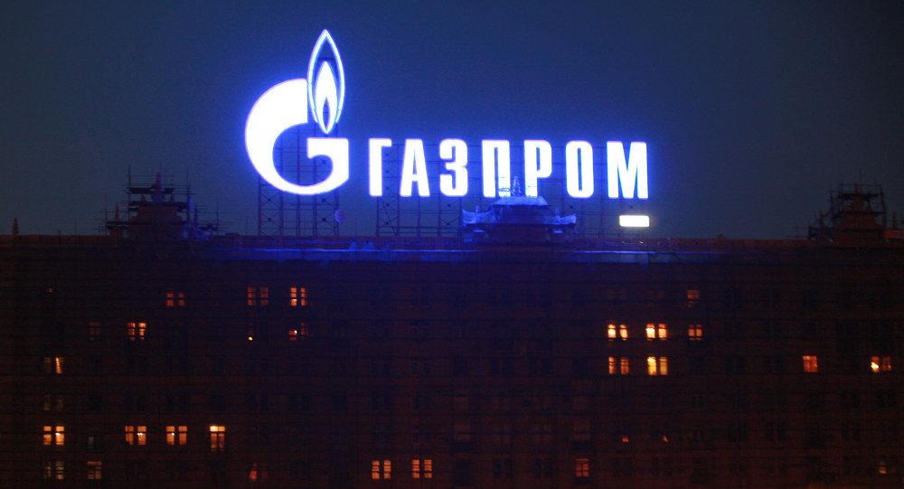 俄氣2016年前5個月對外出口天然氣總量已增長16.2%