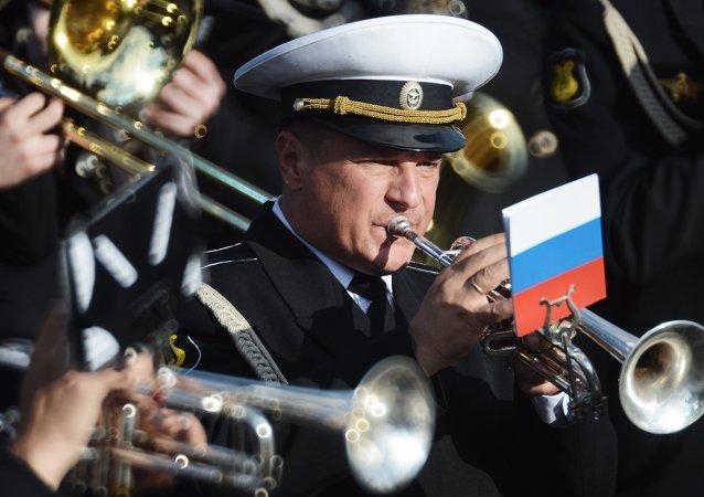 俄罗斯军乐团将参加第五届南昌国际军乐节