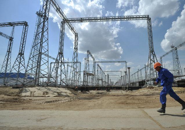 克里米亚各居民点全部开始实行临时停电和供水时间表