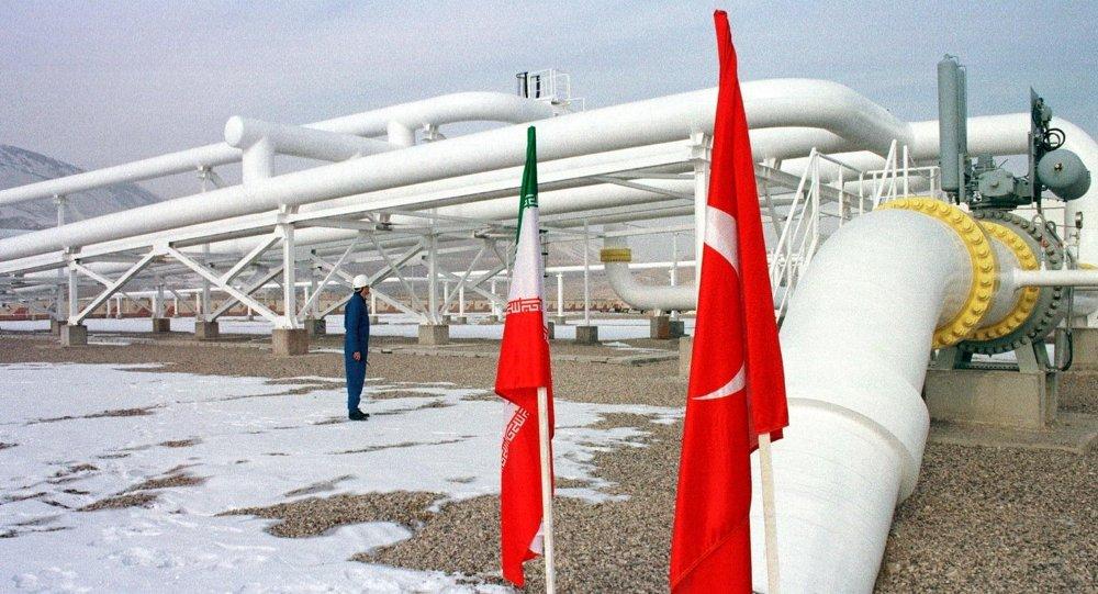 伊朗天然氣管道