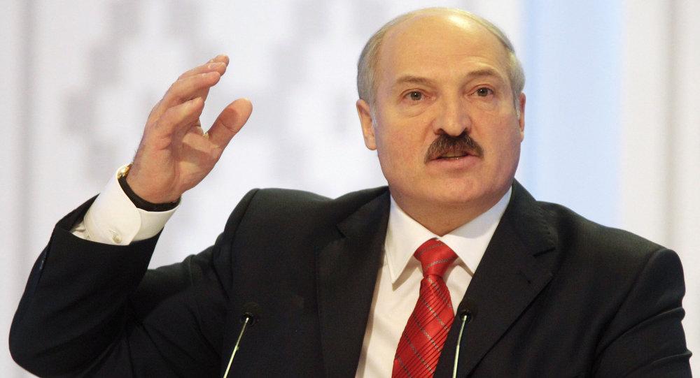 白俄羅斯總統:安全問題對於白俄羅斯具有特殊重要意義