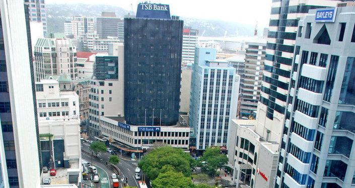 新西蘭首都惠靈頓