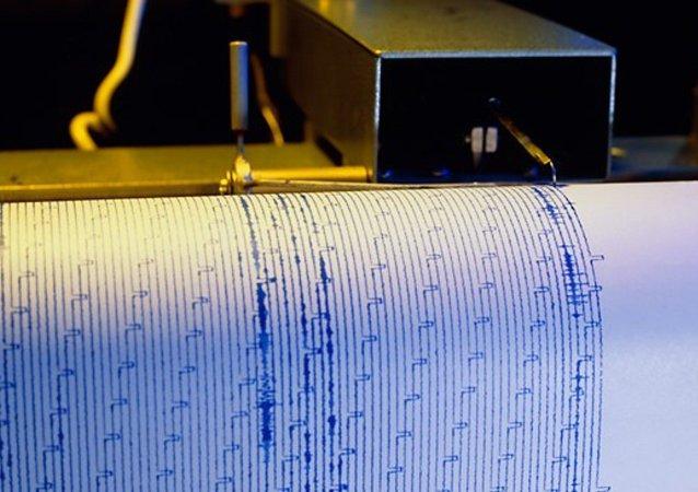 印度尼西亚龙目岛发生6.9级地震