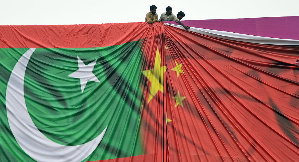 習近平:中國和巴基斯坦是獨一無二的全天候戰略合作夥伴