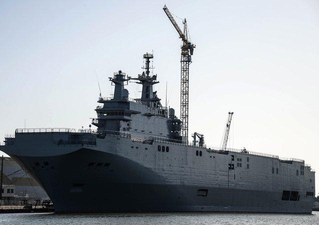 克宮稱法國向埃及出售「西北風」顧及俄方利益