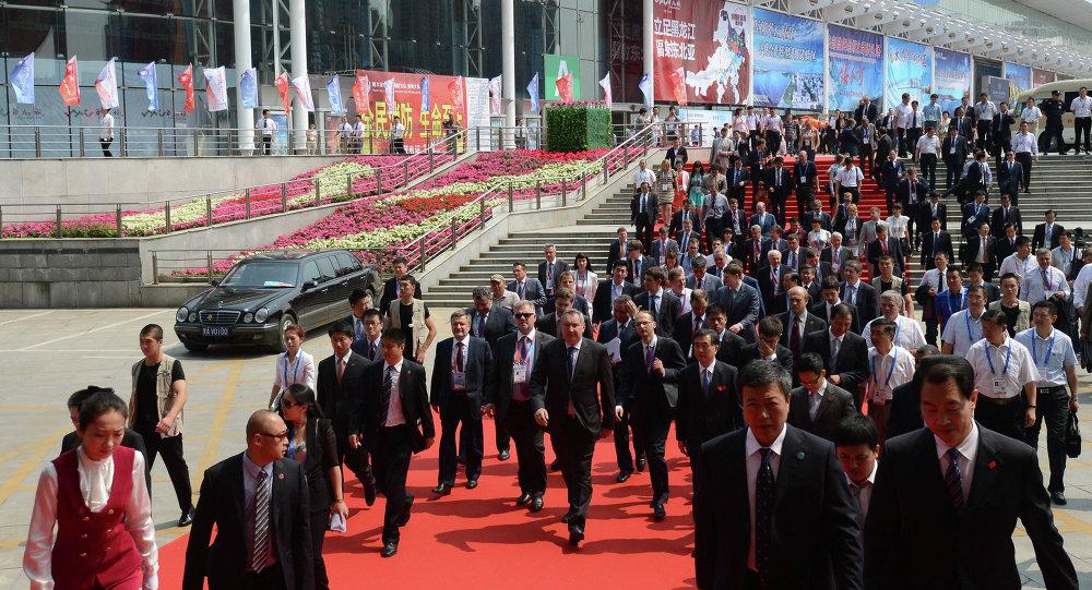 俄中将就中小企业问题举办论坛