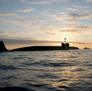 """俄海军计划扩大""""北风之神""""级核潜艇集群"""