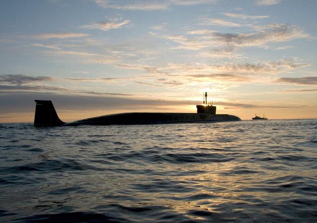 法國海軍將軍稱俄羅斯潛艇又快又安靜 令人難以置信