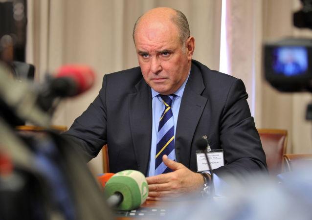 俄副外長:烏克蘭企圖利用部署在頓巴斯的維和人員組成「佔領軍」