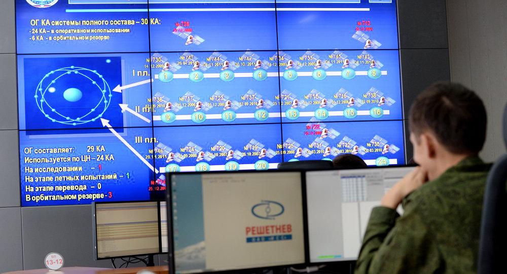 媒体:格洛纳斯系统已移交俄国防部进行最终测试