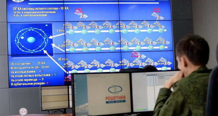 媒體:格洛納斯系統已移交俄國防部進行最終測試