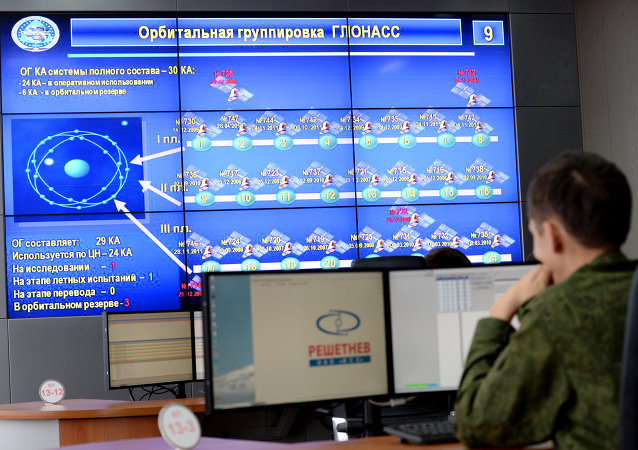 俄中共同着手研究提高卫星导航精度
