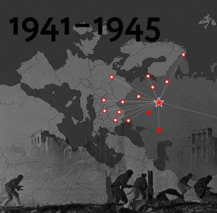 蘇聯紅軍抗德和抗日戰爭15次關鍵行動
