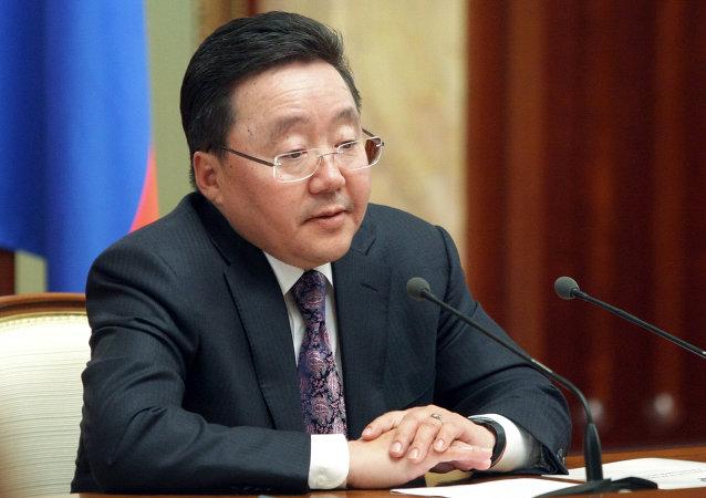 蒙古驻俄使馆:蒙古总统将前往莫斯科参加纪念战争胜利70周年的活动