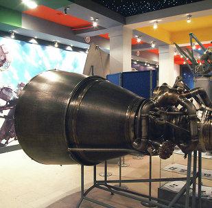 俄方月初再向美方交付三台RD-180火箭发动机