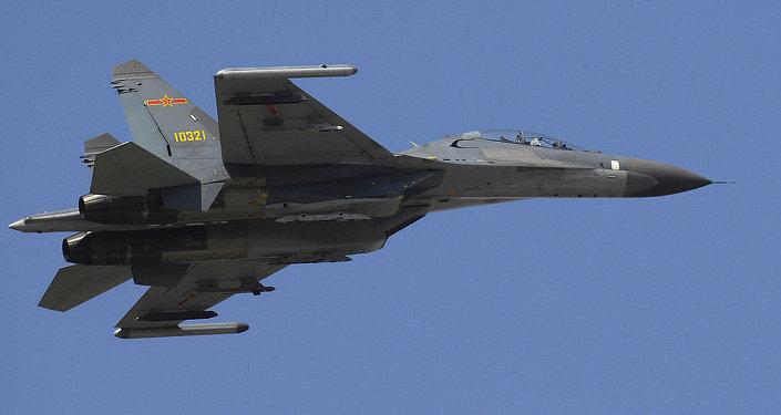 5架中国飞机今一度飞入韩国防空识别区