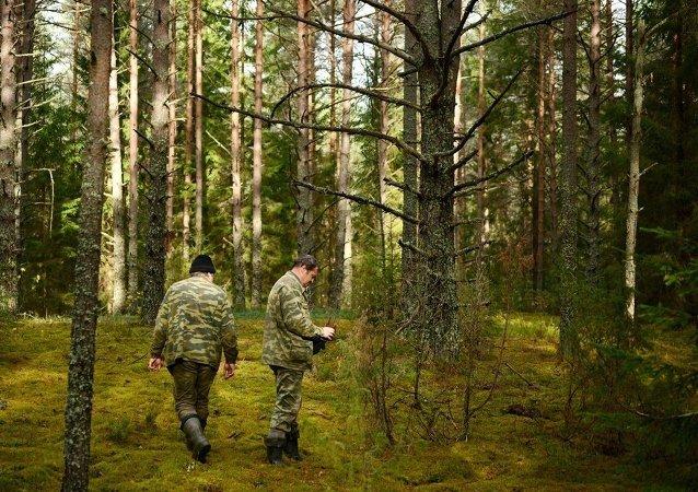 俄罗斯考察队员
