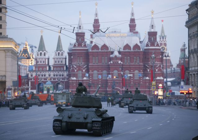 俄副防长:俄成为全世界坦克数量最多国家