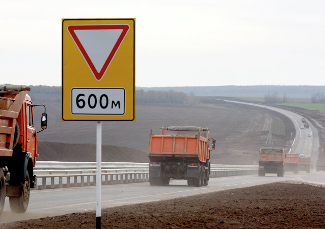 俄媒:渗入欧洲,促进中国经济增长