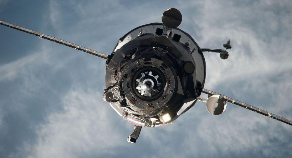 俄「進步」號飛船離開軌道在太平洋上空大氣層銷毀