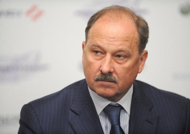 外经银行行长德米特里耶夫