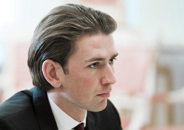 奥地利外长塞巴斯蒂安•库尔茨