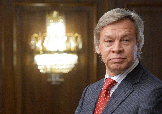 俄议员阿列克谢∙普什科