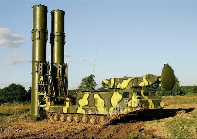 """""""安泰-2500""""地空导弹系统"""