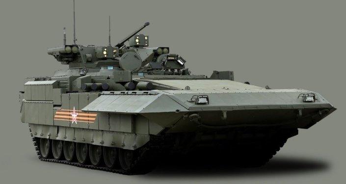 「阿爾馬塔」步兵戰車