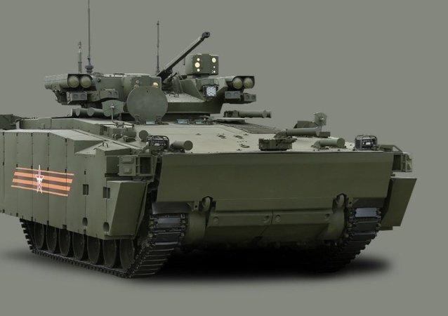 Kurganets(「庫爾乾人」)-25步戰車
