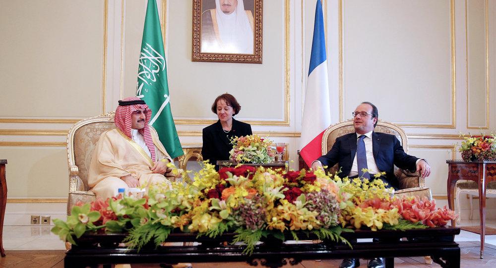 沙特與法國通過伊核協議尋求地區穩定
