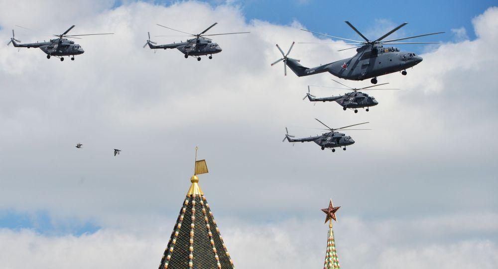 重型直升机/资料图片/